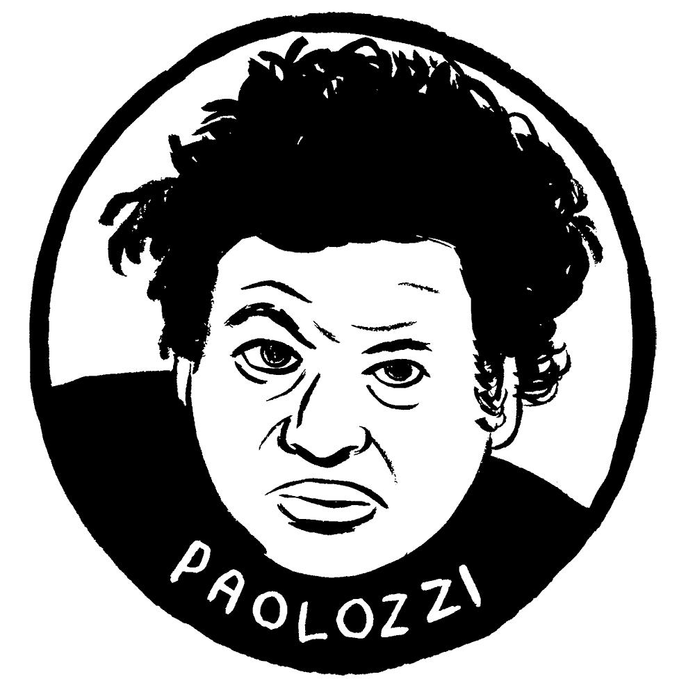 Sir Eduardo Luigi Paolozzi